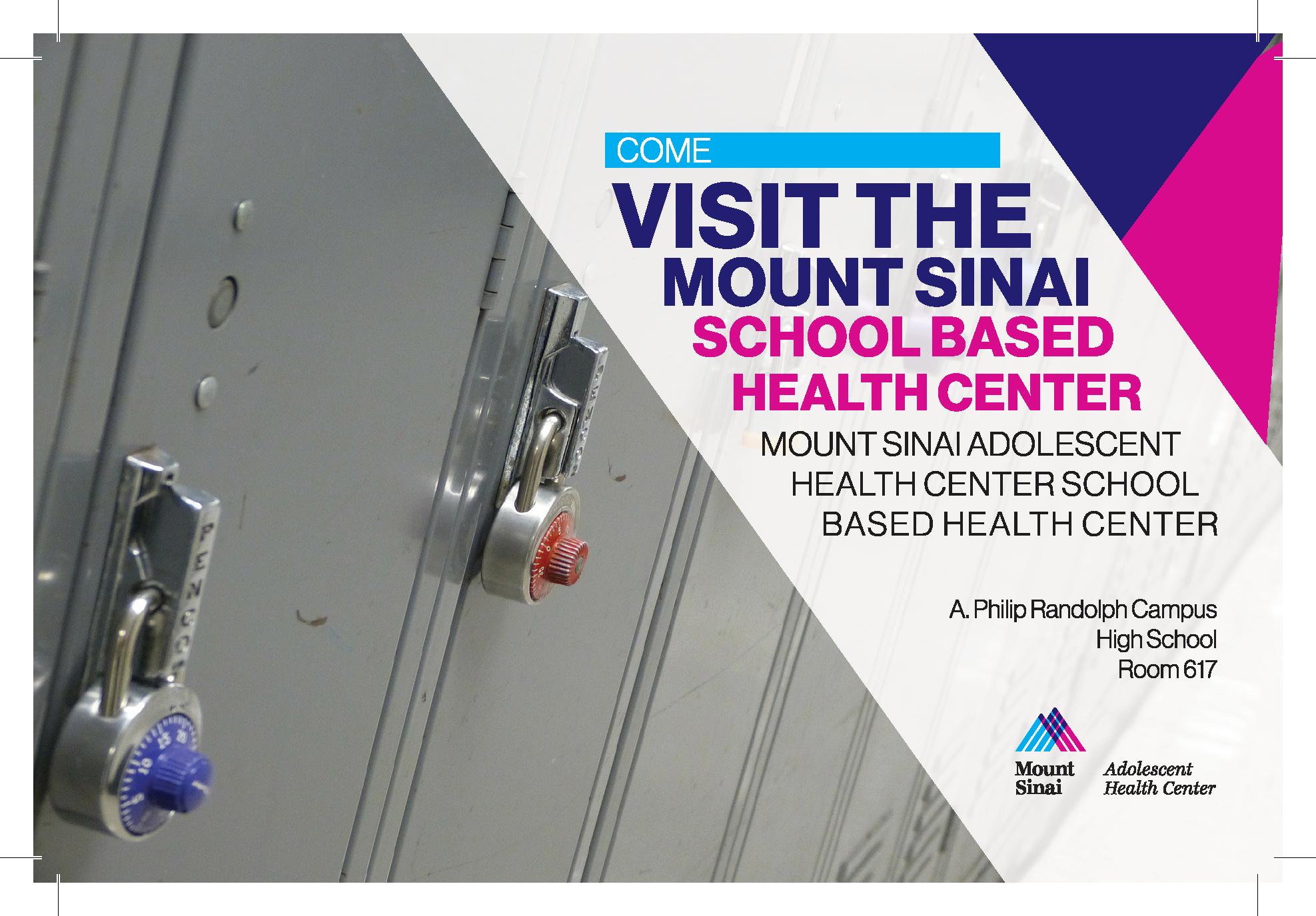 1005_A.Philip Randolph Campus_MSSBHC_School_Postcard_4x6_E144893-1