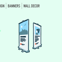 SIGN | BANNERS | WALL & GLASS DECOR