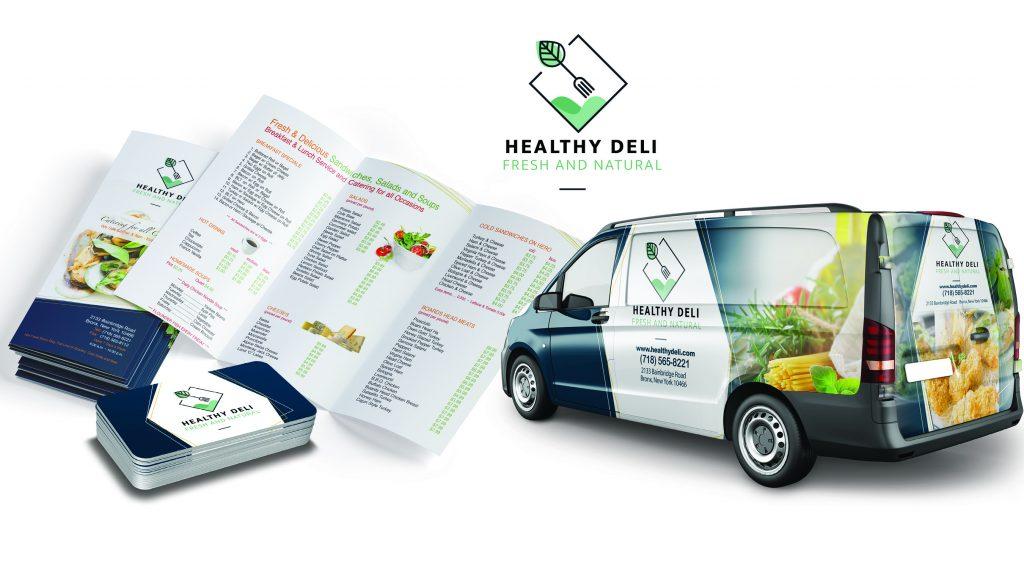 Branding Food design
